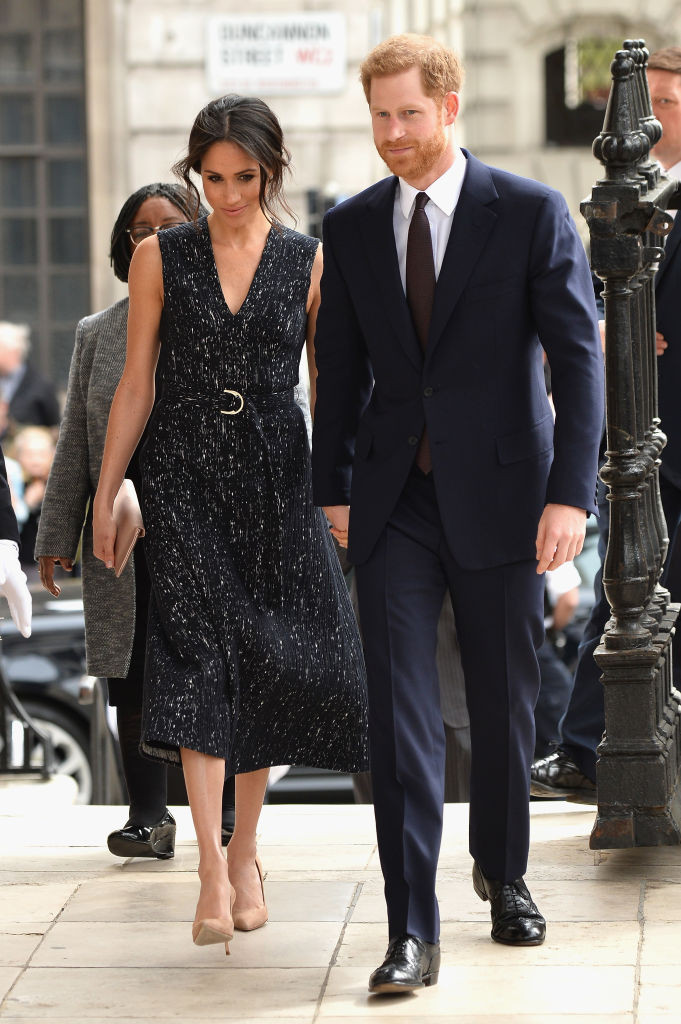 Принц Гарри и Меган пропустят медовый месяц?