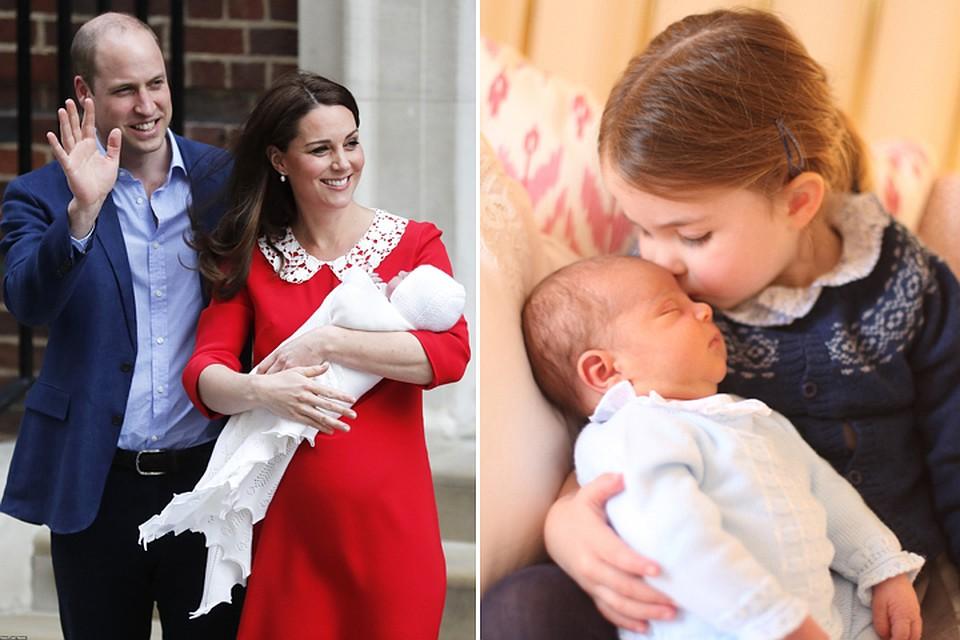 Кейт Миддлтон сфотографировала Шарлотту и Луи вместе. Снимки уже в сети