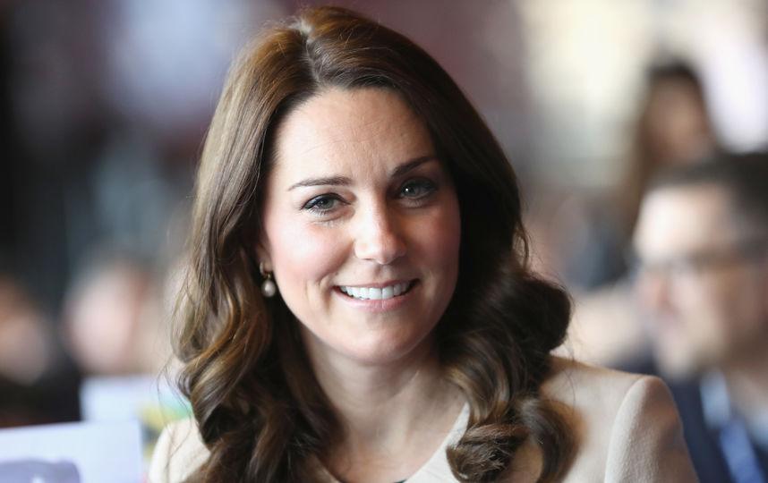 Кейт Миддлтон нарушила протокол Дворца