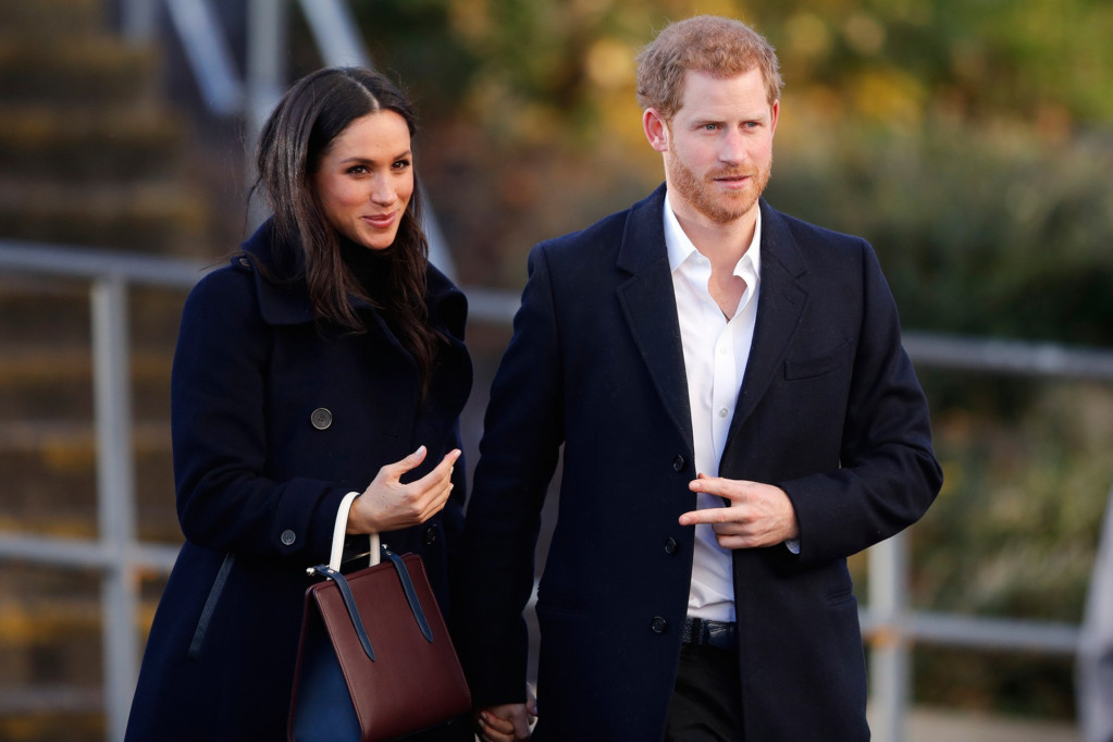 Принц Гарри и Меган Маркл все еще планируют провести медовый месяц