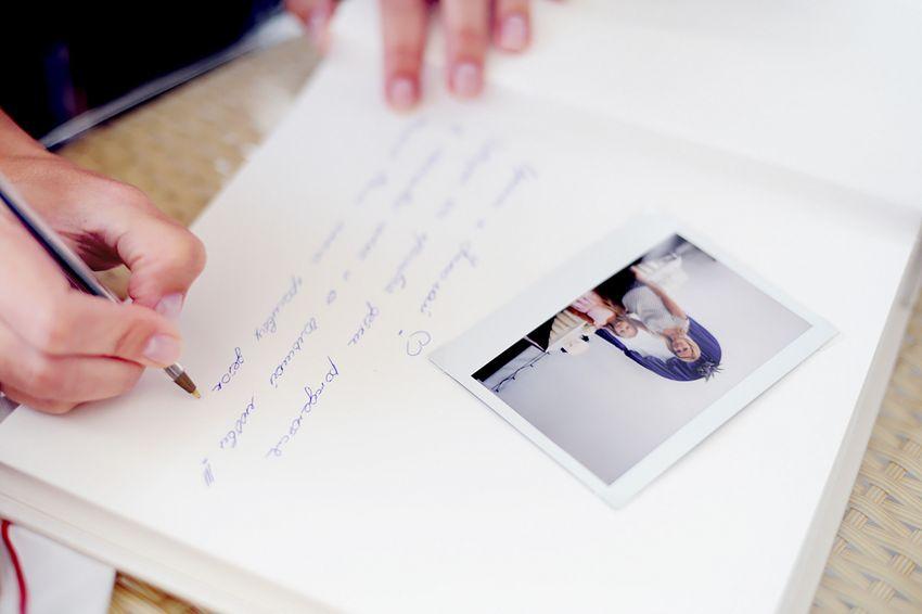 Выбираем книгу пожеланий на свадьбу