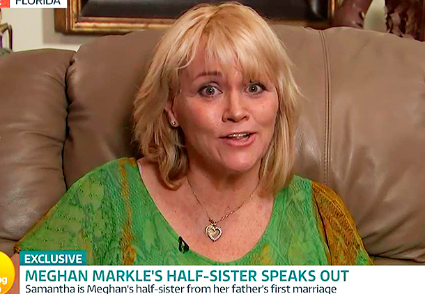 Разногласия Меган Маркл с семьей набирают обороты