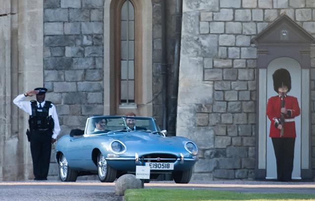 Кабриолет принца Гарри и Меган Маркл скоро запустят в серию