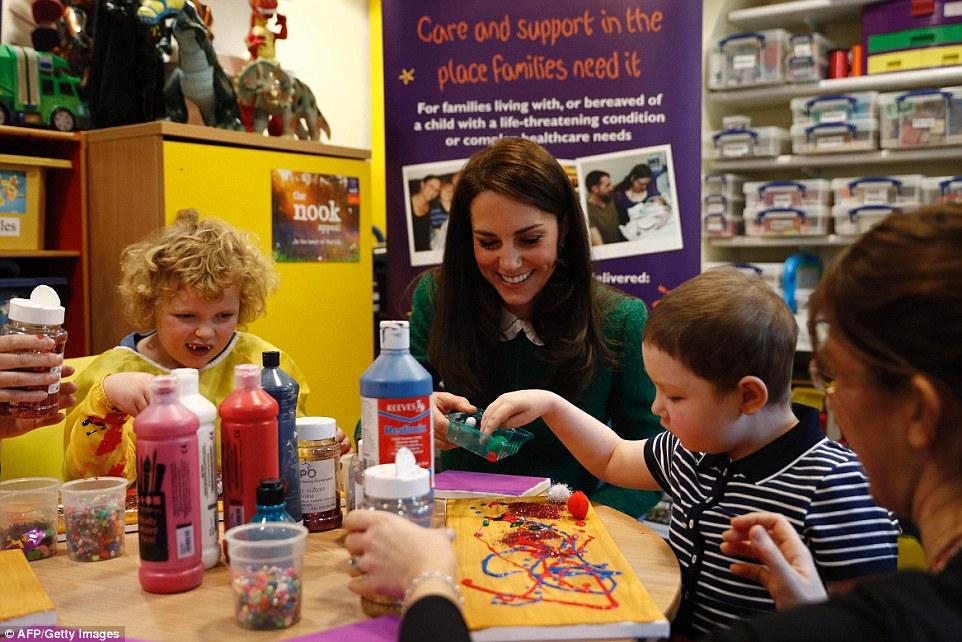 Кейт Миддлтон скоро запустит собственный благотворительный проект!