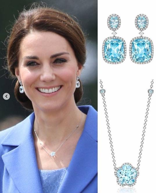 Эффектный образ Кейт Миддлтон на свадьбе ее друзей – герцогиня покорила присутствующих!