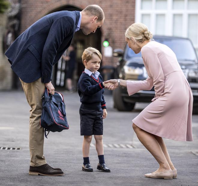 Почему нет снимков с начала учебного года сына Кейт Миддлтон?