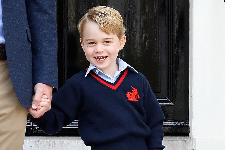 Новое увлечение сына Кейт Миддлтон и принца Уильяма