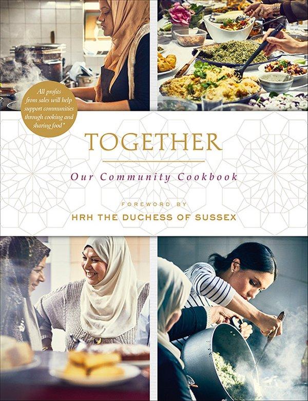 Готовим как Меган Маркл. Герцогиня выпустила свою кулинарную книгу