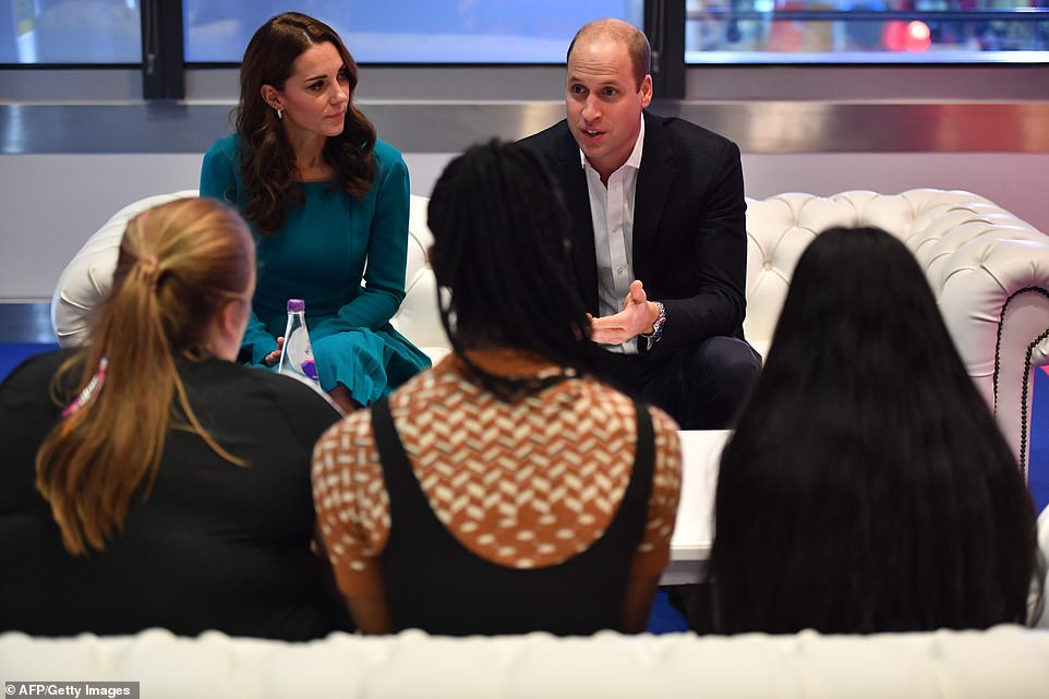 Принц Уильям и Кейт Миддлтон снова выступили против травли в интернете