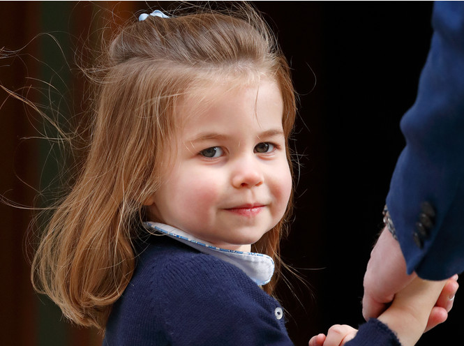 Дочурка Кейт Миддлтон начала заниматься балетом