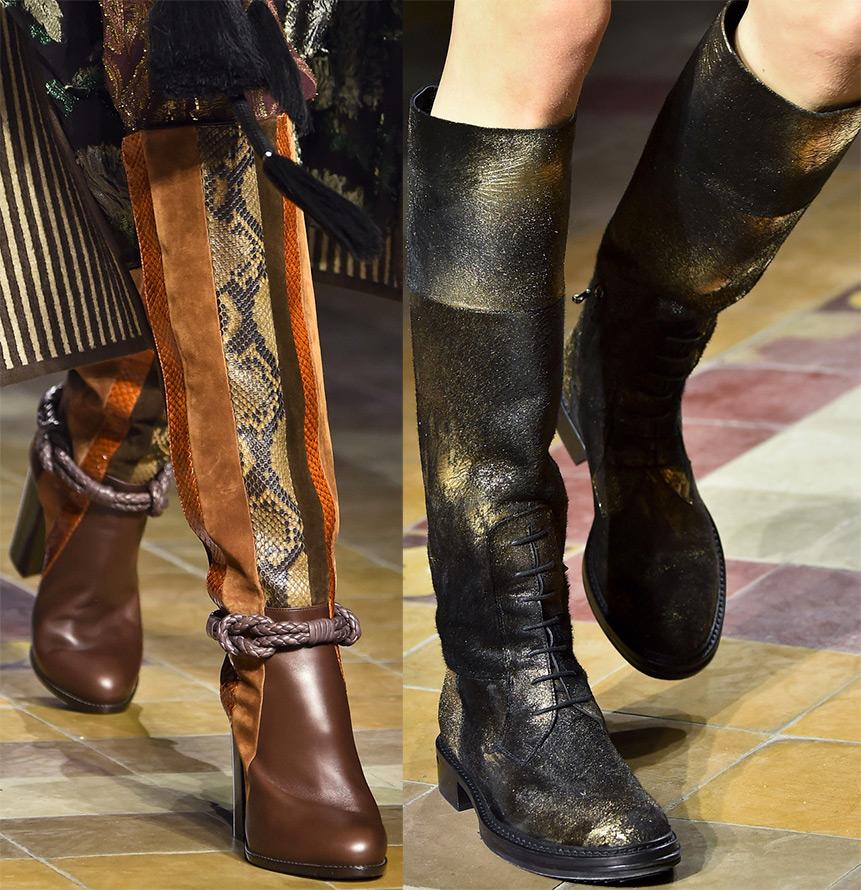 Обувь в сезоне осень-зима 2015 года