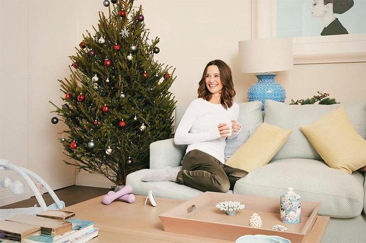Сестра Кейт Миддлтон снялась в рождественской рекламе