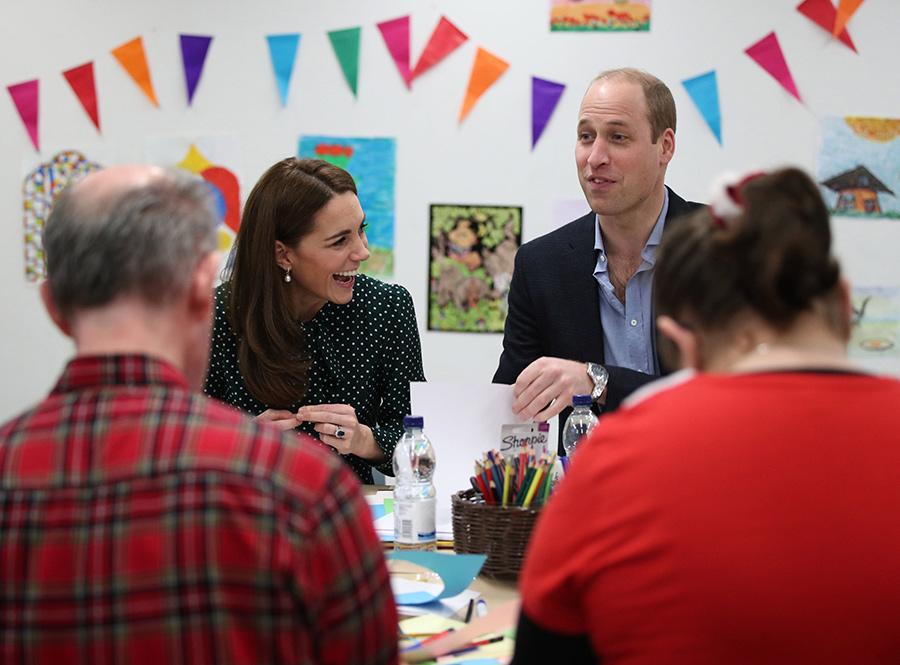Кейт Миддлтон рассказа об еще одном увлечении принцессы Шарлотты