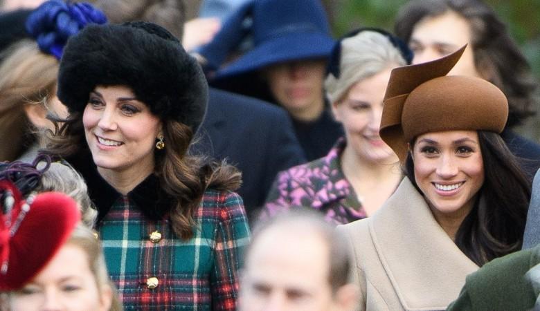 Вражда Кейт Миддлтон и Меган Маркл – комментарий Кенсингтонского дворца