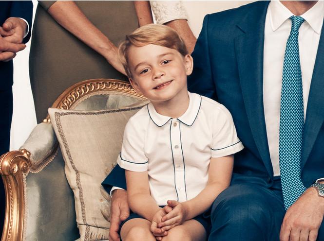 Почему сын Кейт Миддлтон называется чужим именем?