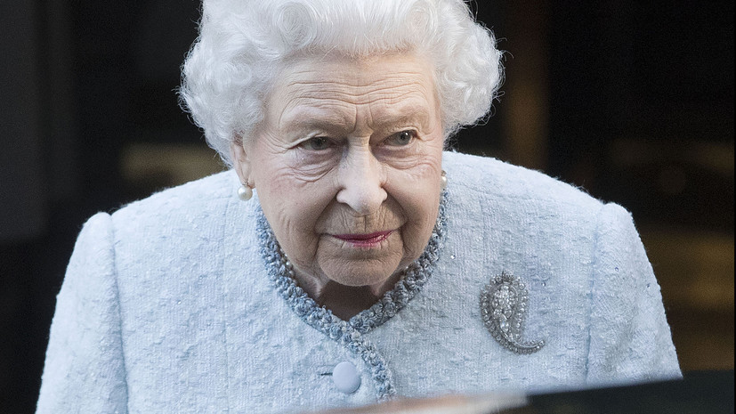 Королева Елизавета II обратилась к политикам в связи с Brexit