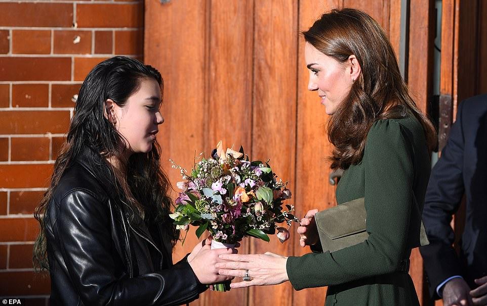 Кейт Миддлтон запустила горячую линию Family Line для помощи неблагополучным семьям