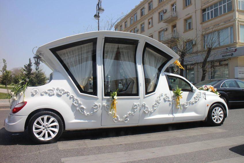 Какой автомобиль арендовать на свадьбу?