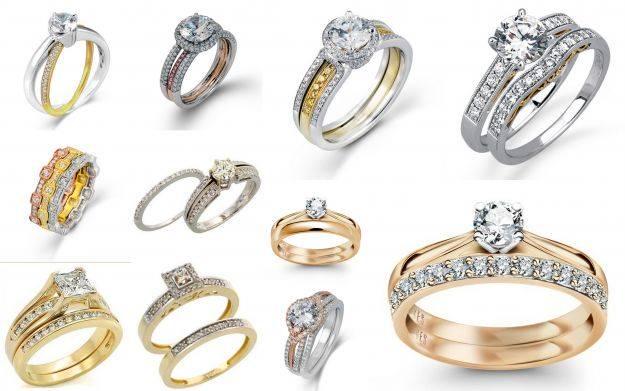 Кольца для помолвки: какое лучше подарить?