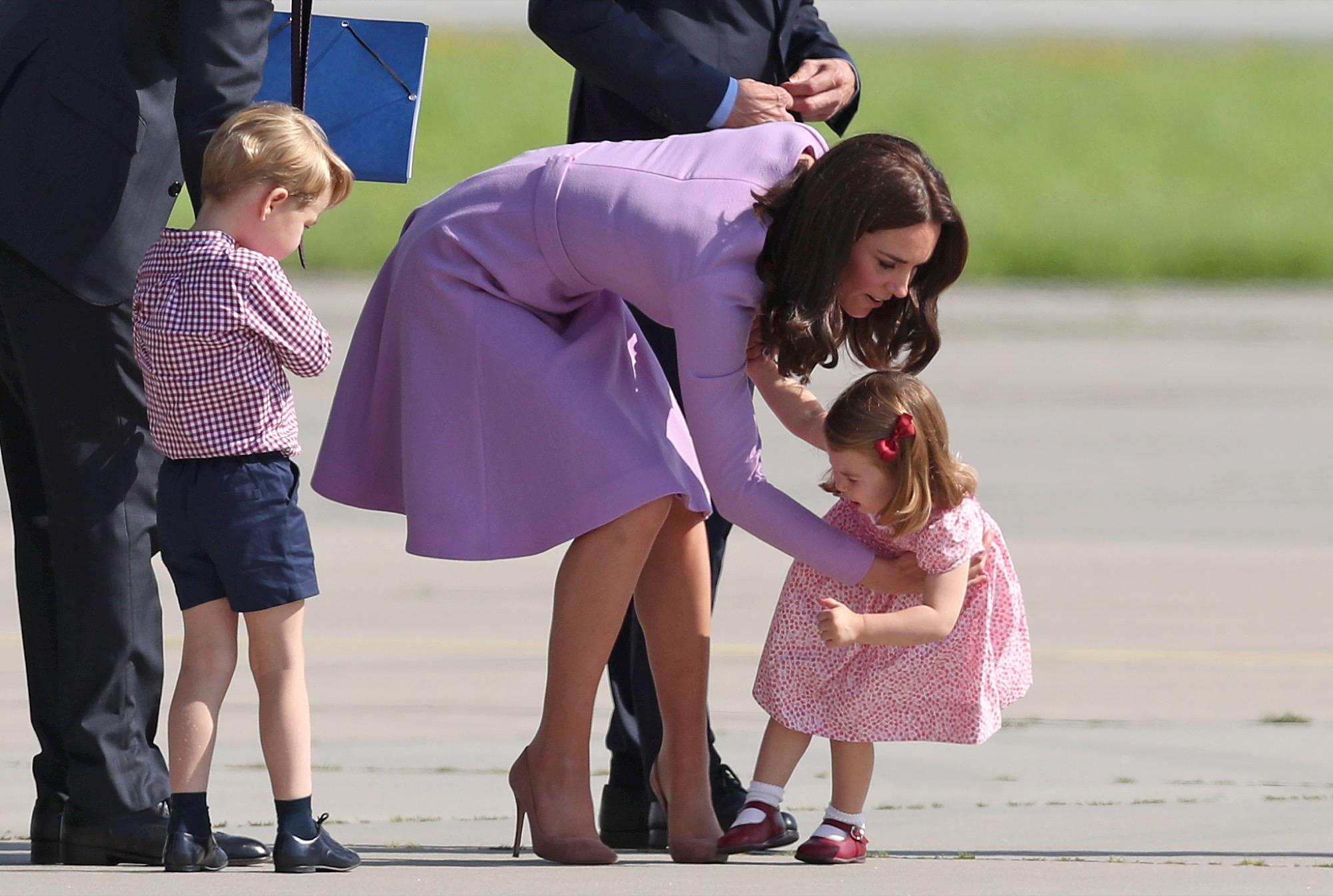 Кейт Миддлтон поведала, что занимается рукоделием с детишками