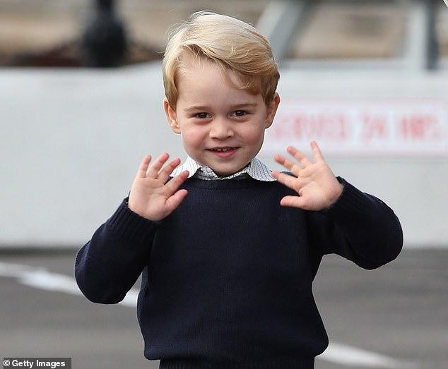 Муж Кейт Миддлтон рассказал о любимом мультике принца Джорджа