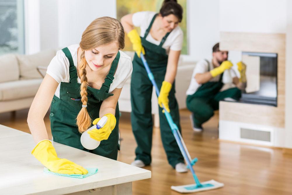 Аутсорсинг клининга: преимущества услуг для коммерческих объектов