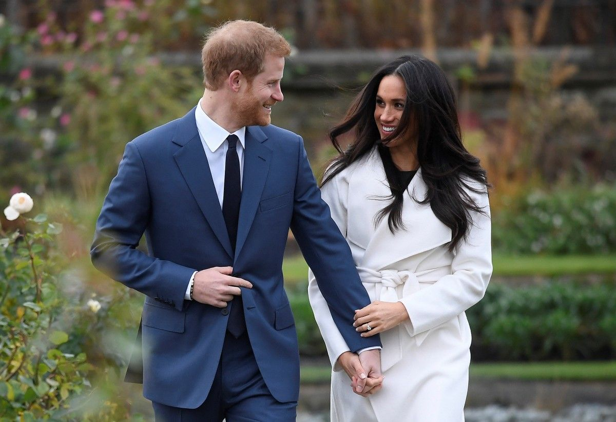 Принц Гарри и Меган Маркл поблагодарили школьников за теплые пожелания