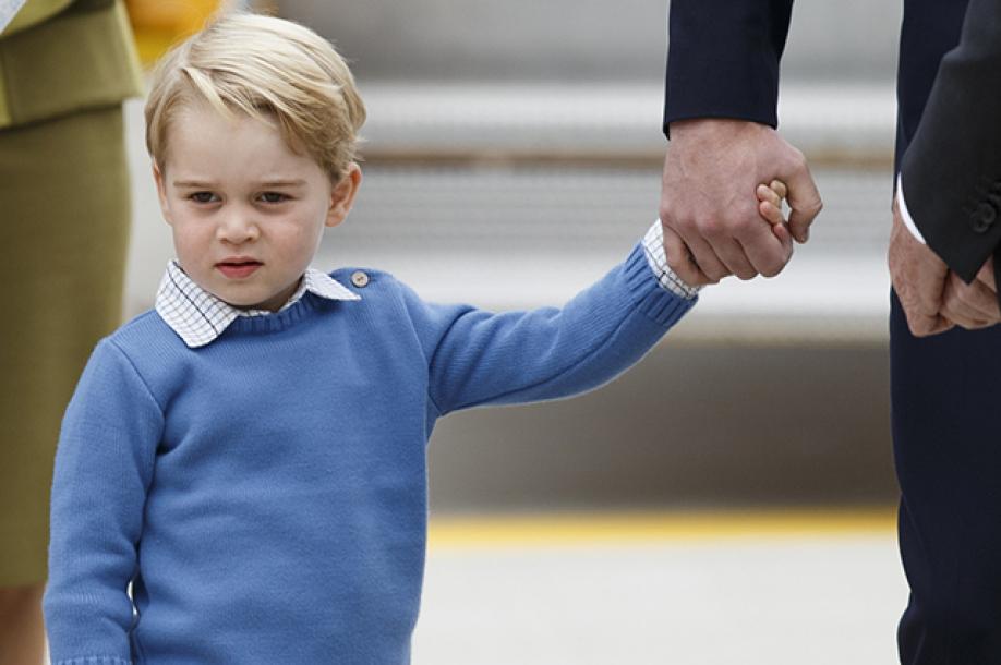 Кейт Миддлтон побывала в школе принца Джорджа