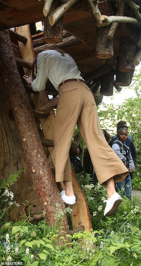 Кейт Миддлтон в летнем образе появилась на фестивале Chelsea Flower Garden