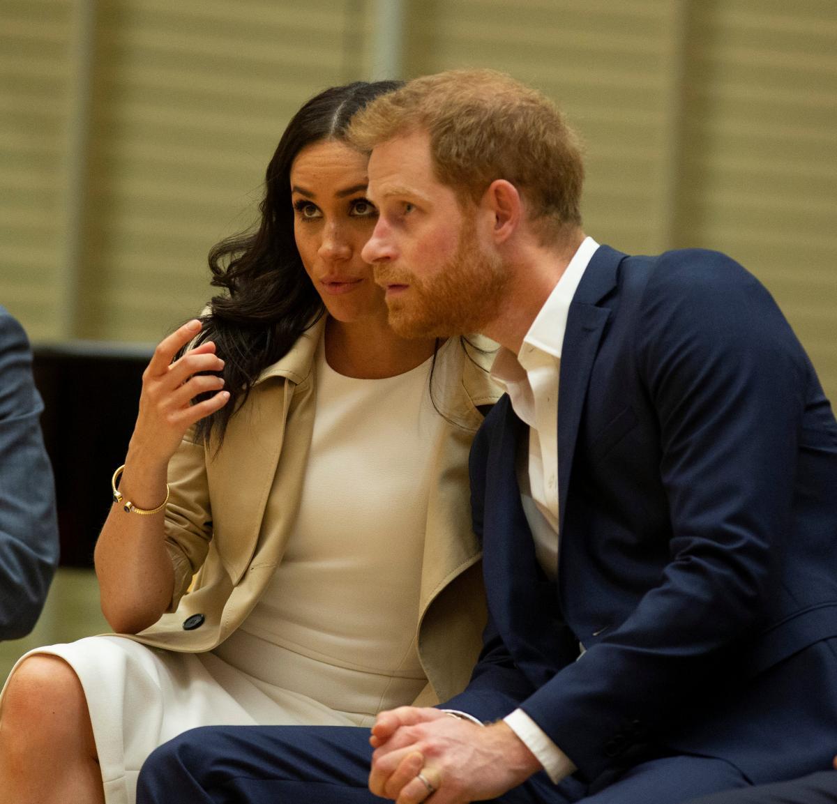 У принца Гарри и Меган Маркл родился сын! Имя пока не оглашается