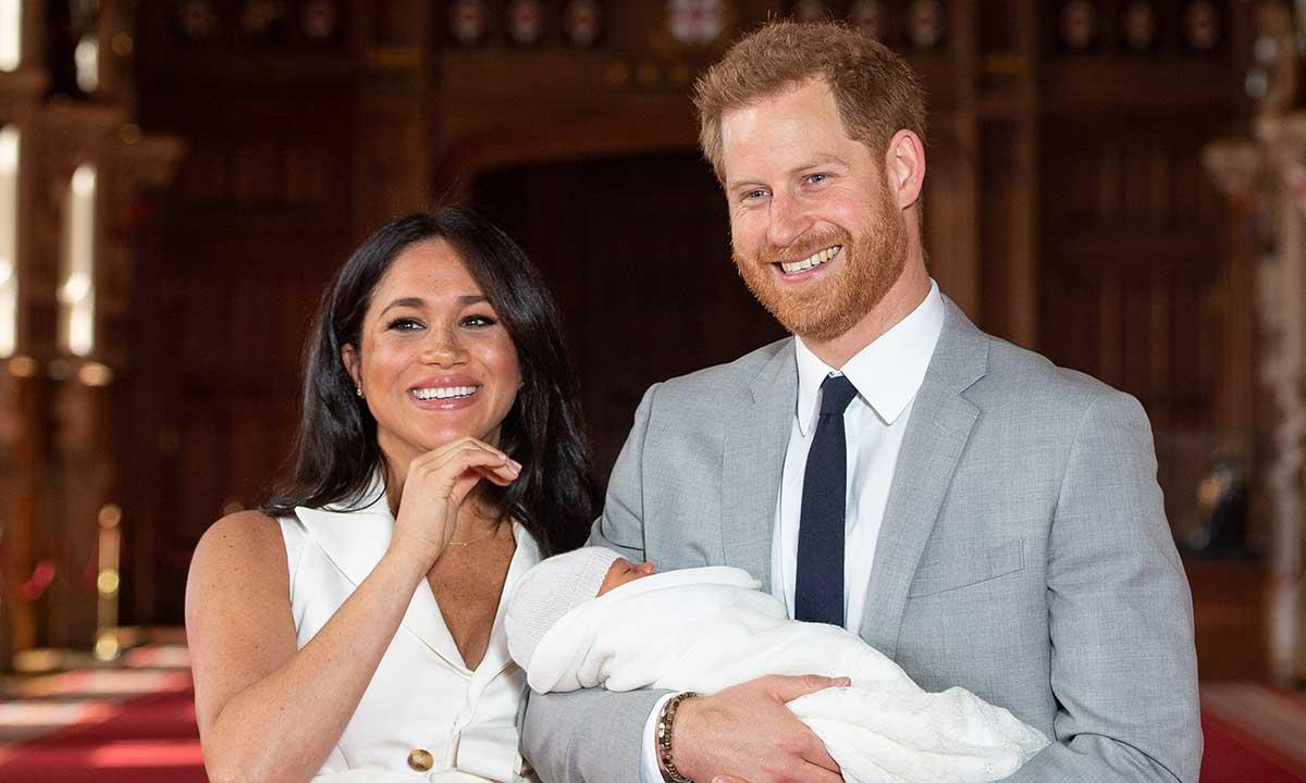 Принц Гарри и Меган Маркл раскрыли имя своего сына