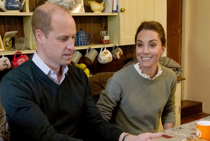 Принц Уильям и Кейт Миддлтон провели романтическое свидание в горном отеле Inn on the Lake