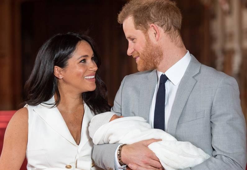 Принц Гарри и Меган Маркл осенью поедут в Африку и возьмут с собой сына