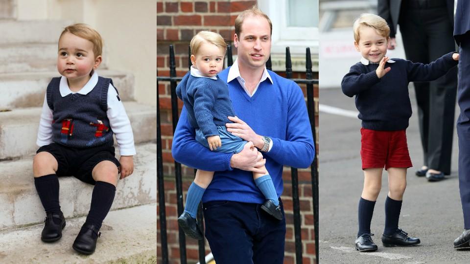 Королевская семья готовится отметить день рождения принца Джорджа