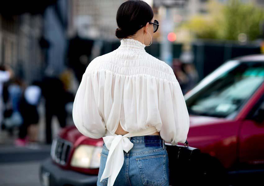 Критерии выбора женской блузы