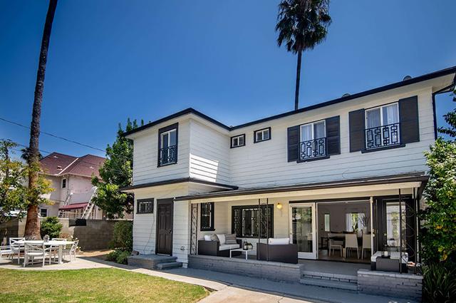 Дом в Лос-Анджелесе, где жила Меган Маркл, выставлен на продажу