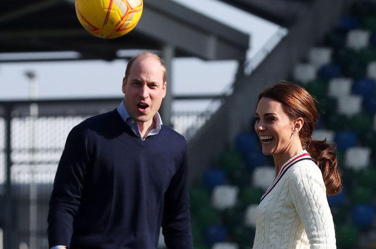 Принц Уильям посоветовал футбольным болельщикам следить за собственным психическим здоровьем