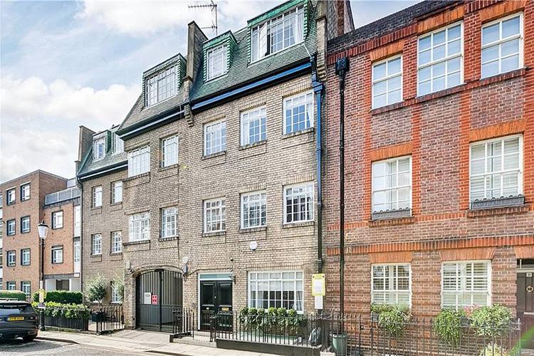 Бывшую квартиру Кейт Миддлтон выгодно продали