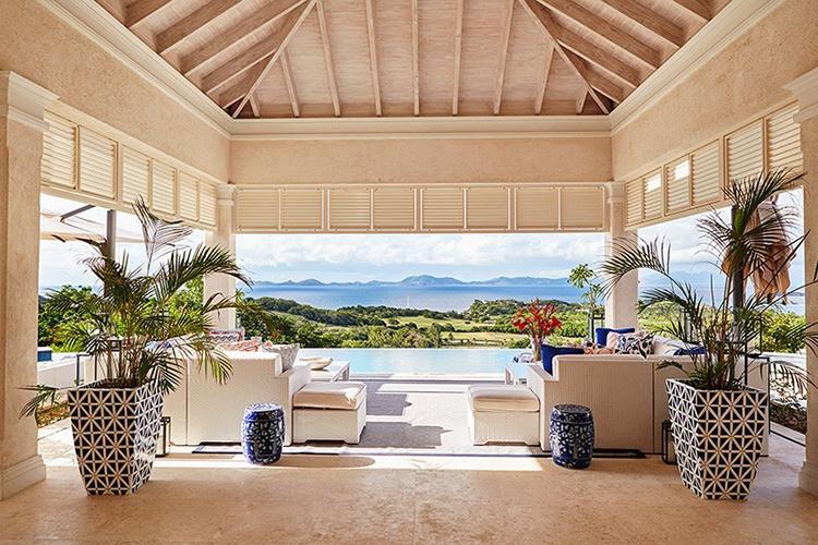 Как принц Уильям и Кейт Миддлтон отдохнули на Мюстик. Шикарная вилла Villa Antilles