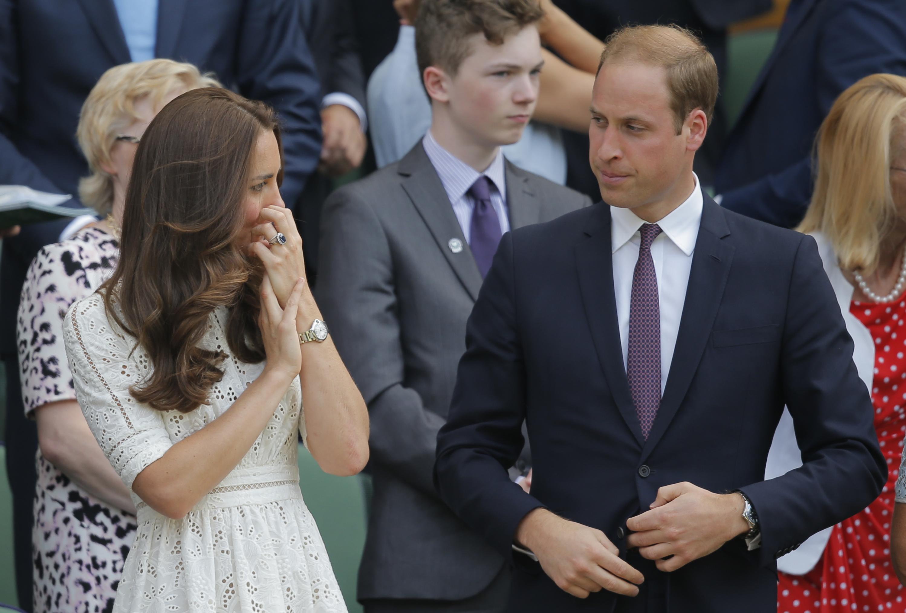 Стали известны рабочие планы принца Уильяма, Кейт Миддлтон, принцессы Анны и других членов монаршей семьи