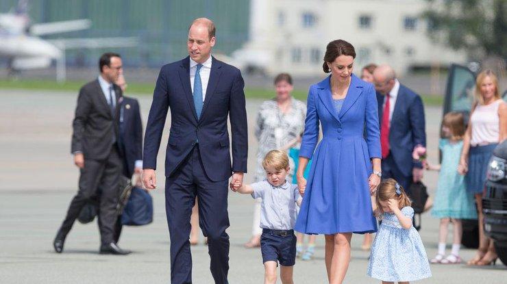 Принц Уильям и Кейт Миддлтон с детьми любят ходить в паб Old Boot Inn