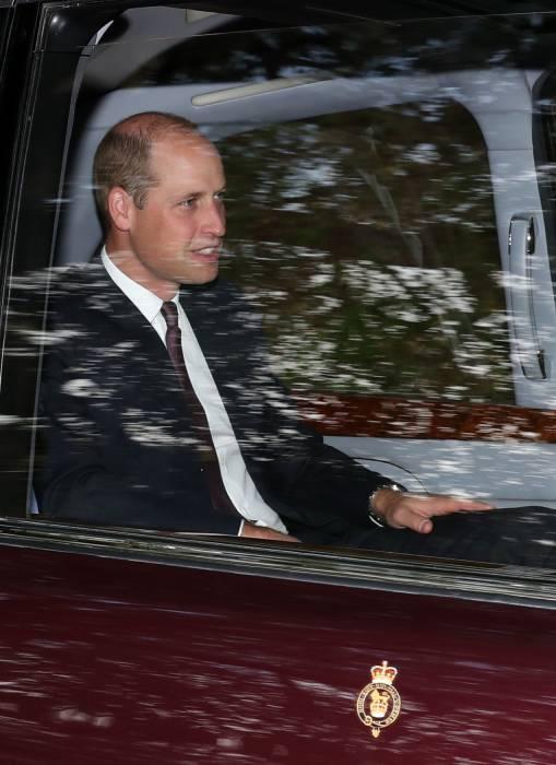 Принц Уильям отправился к Елизавете II в Балморал без Кейт Миддлтон и детей
