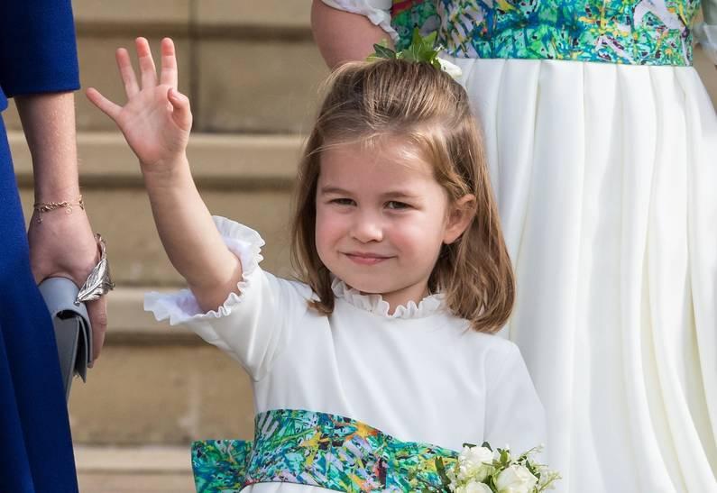 Дочурка Уильяма и Кейт Миддлтон завтра пойдет в первый класс