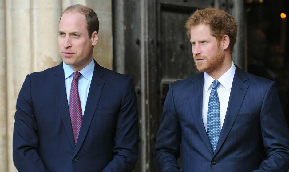 Принц Гарри лично высказался по поводу слухов о его ссорах с Уильямом