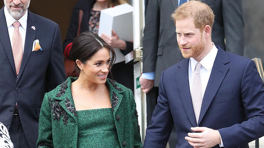 Уже известно, где и с кем принц Гарри и Меган Маркл отметят Рождество