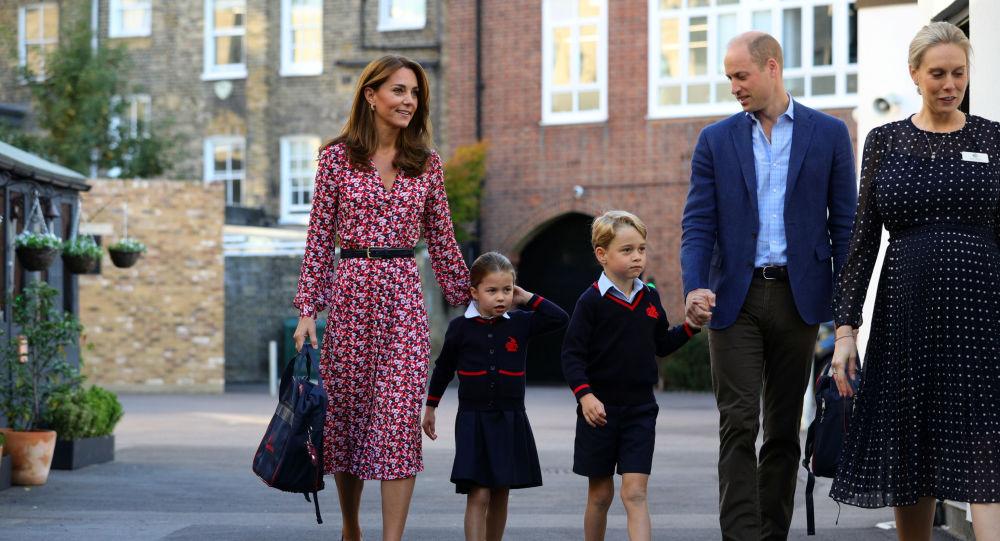 Кейт Миддлтон рассказала, что ее муж больше не хочет детей