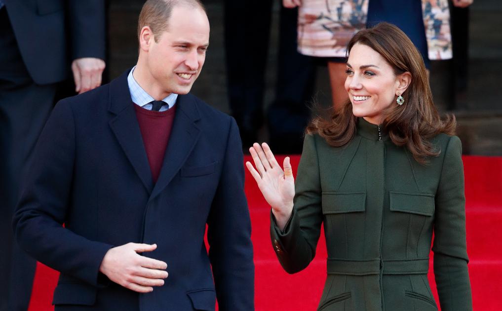 Принц Уильям и Кейт Миддлтон готовятся к туру в Ирландию