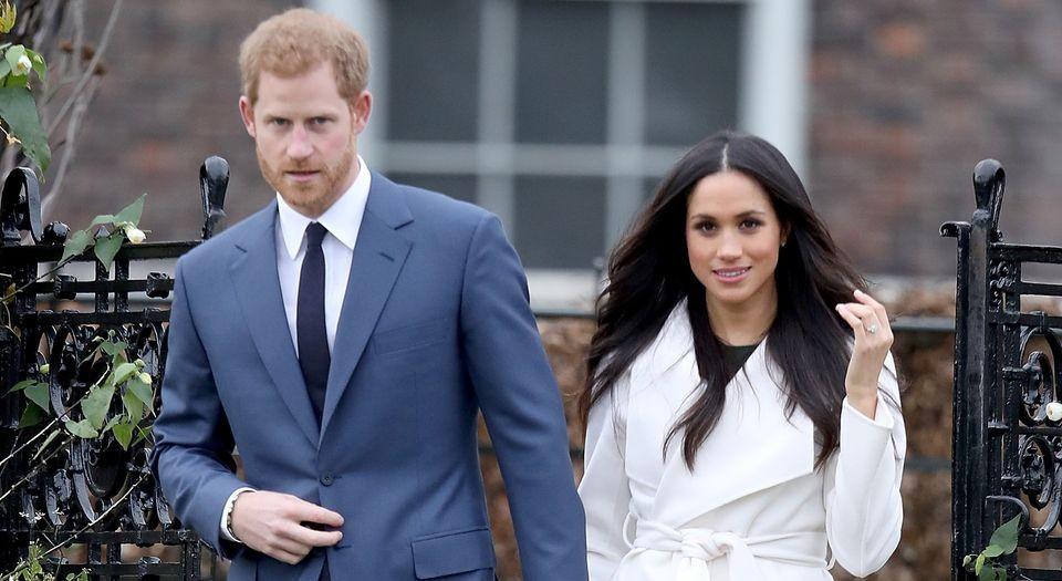 Появились новые подробности об обеде Меган Маркл и принца Гарри в Goring Hotel