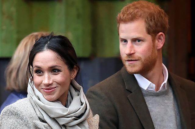 """Стало известно, когда Меган Маркл и принц Гарри уйдут в """"отставку"""""""