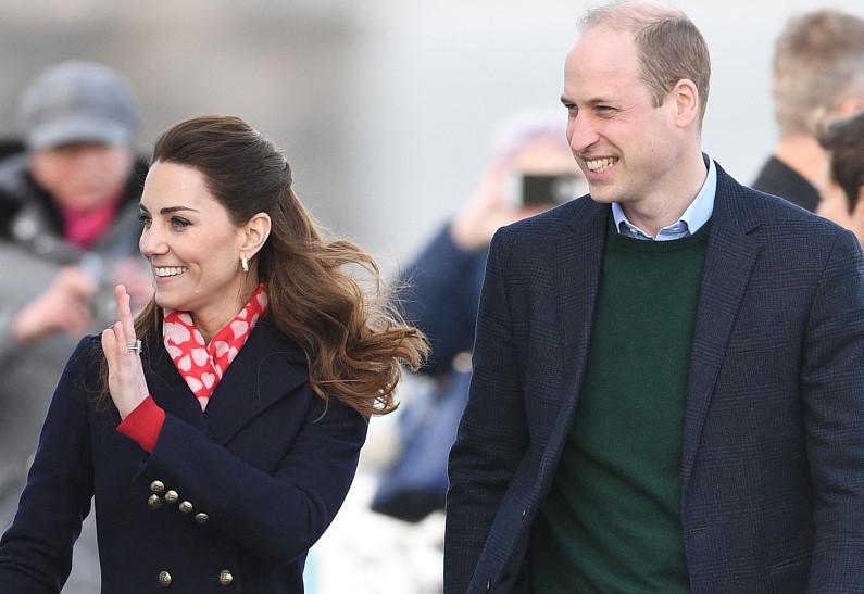 Кейт Миддлтон и принц Уильям планируют официальный визит в Ирландию